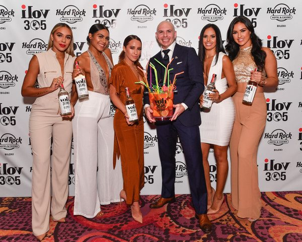 iLov305 Club by Pitbull opens at Hard Rock Casino Biloxi