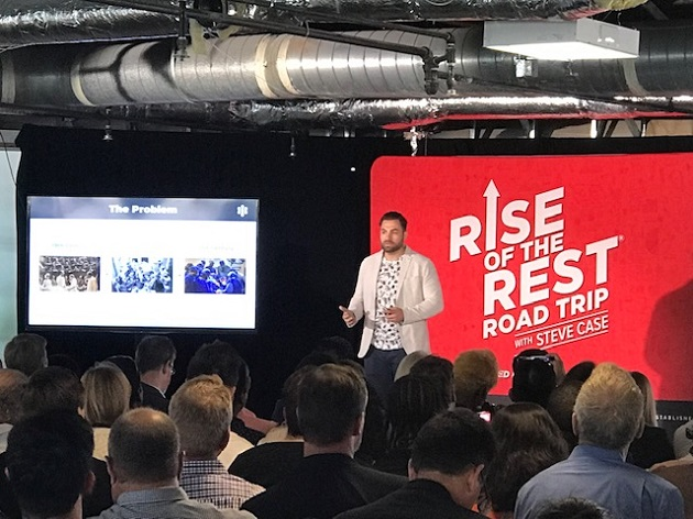Rise of the Rest Rewards Tampa's Immertec with $100,000 Investment