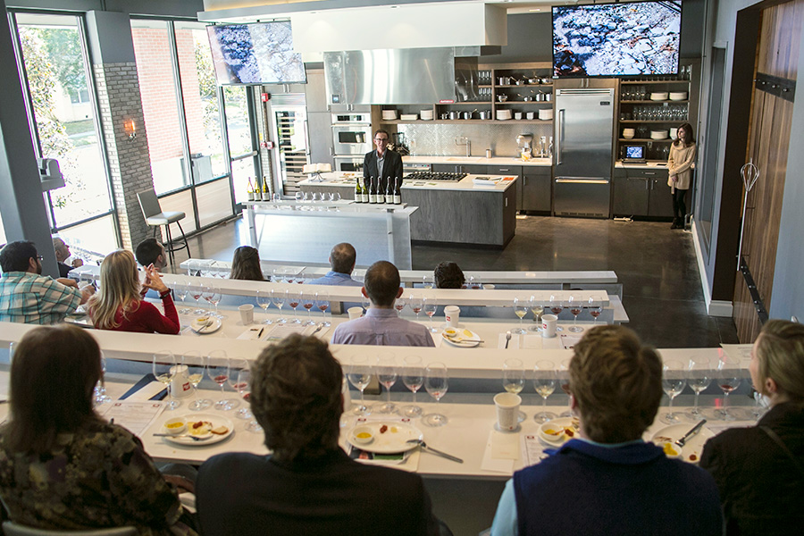 """Learn About Wines and More at Epicurean Theatre's Wine Tasting Event """"A Night with Armani's"""""""