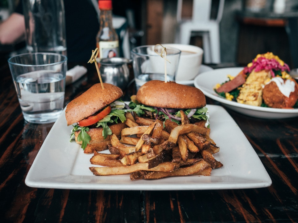 Where To Find Veggie Burgers in Orlando