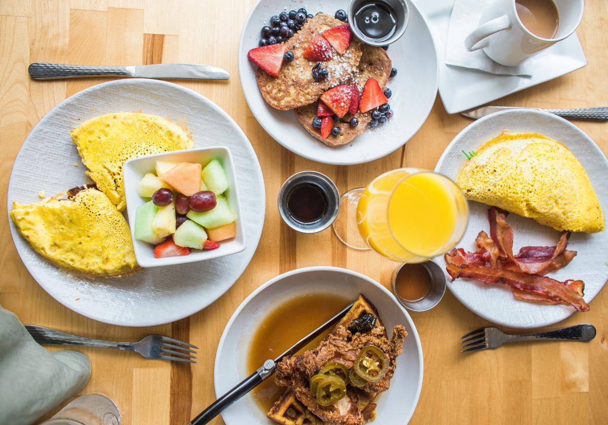Best Breakfast in Brevard County