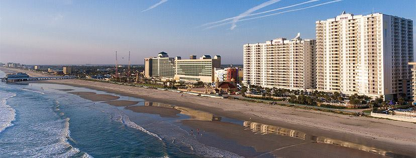Beachfront Hotels In Daytona Beach
