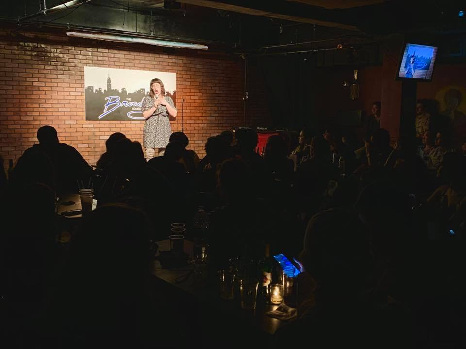 Comedy Clubs in New York City