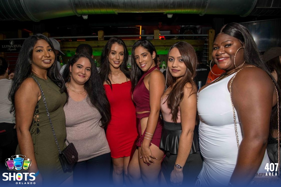 Shots Bar Orlando Memorial Day Weekend Events