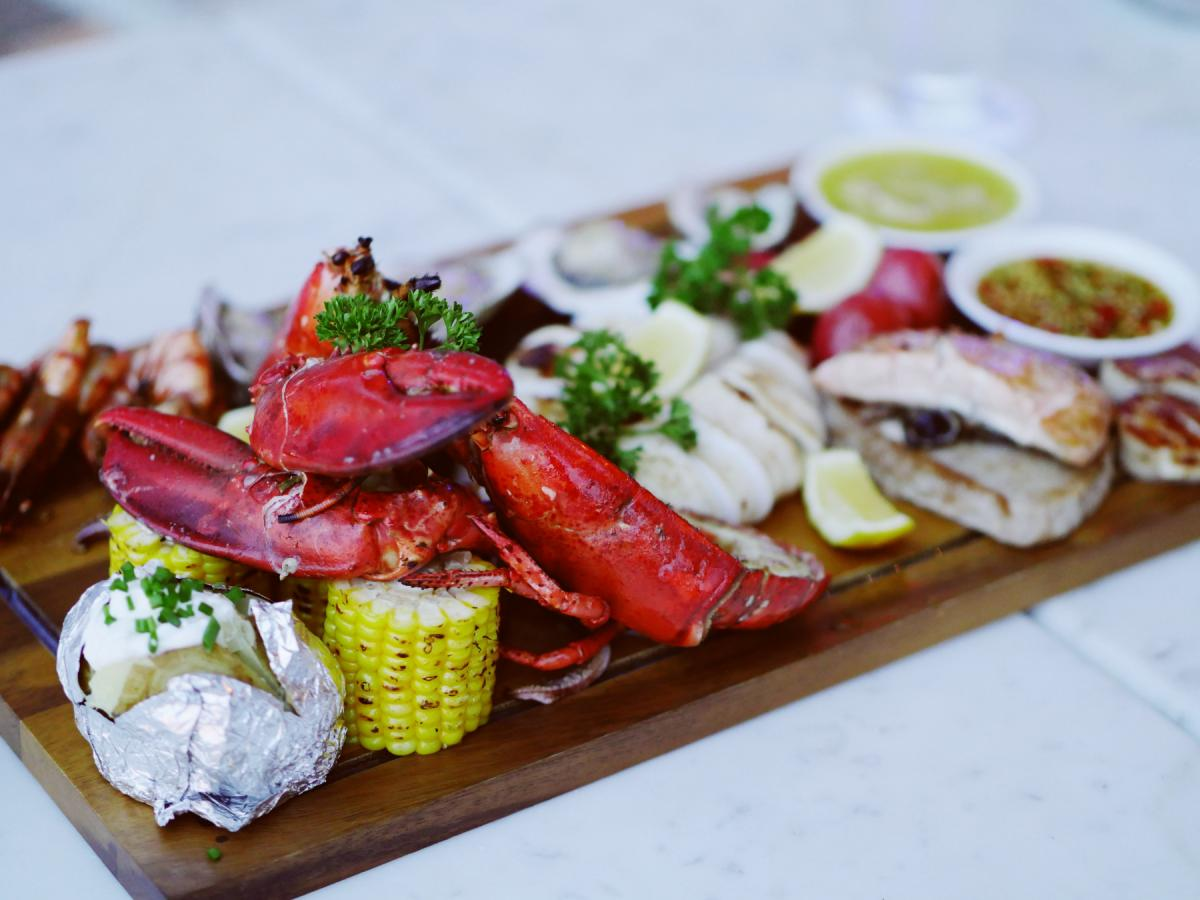 Best Seafood in New York City