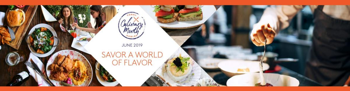 Coral Gables Restaurant Week Events