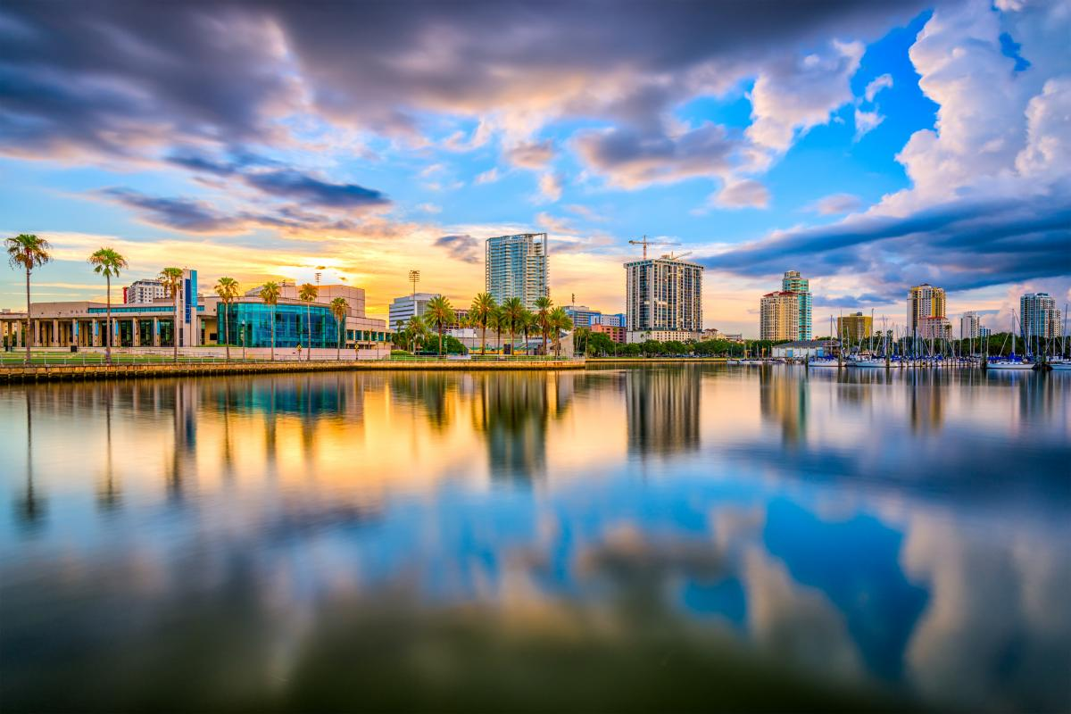 Your Go-To Guide for Downtown St. Pete   Restaurants, Nightlife, Shopping and More!