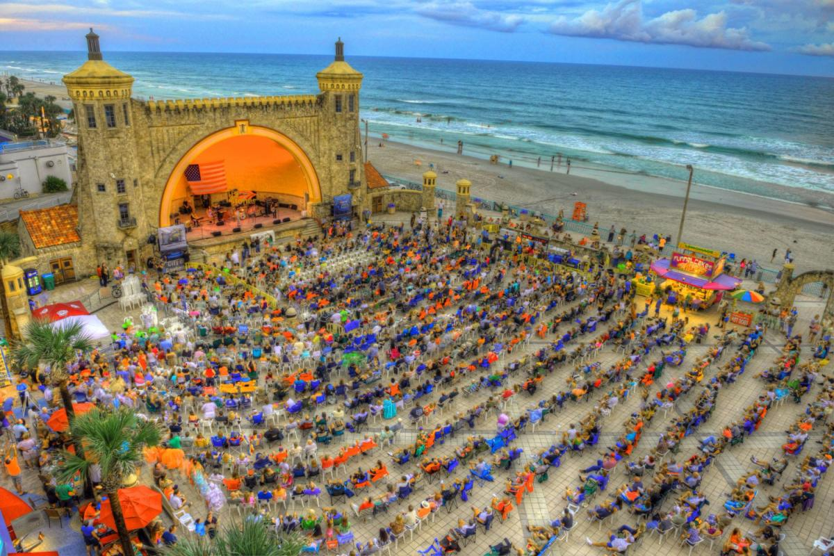 Concerts Coming To The Daytona Beach Bandshell This Summer
