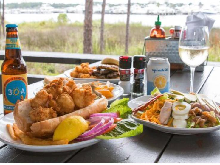 Best Restaurants in Miramar Beach
