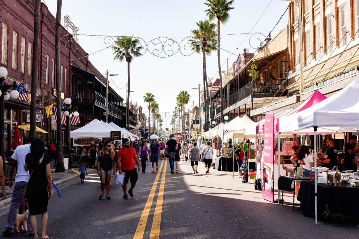 Your Go-To Guide to Ybor City | Restaurants, Nightlife, Concert Venues, Shopping and More!