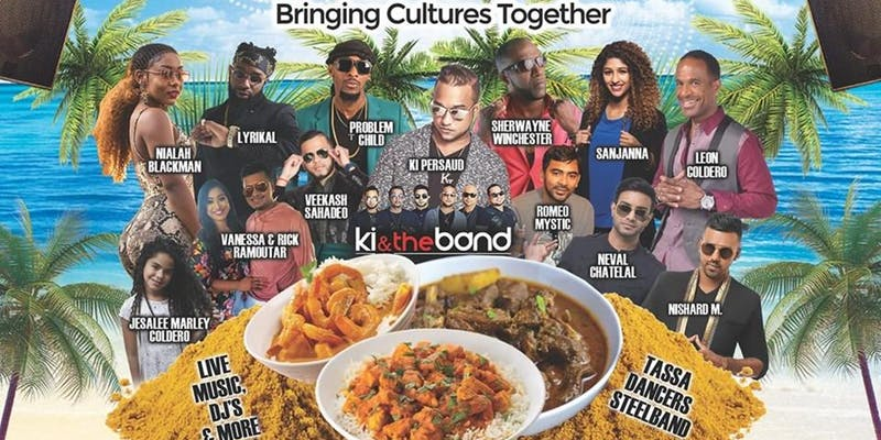 Curry Fest Heats Up Orlando In July With Family Friendly Summer Event
