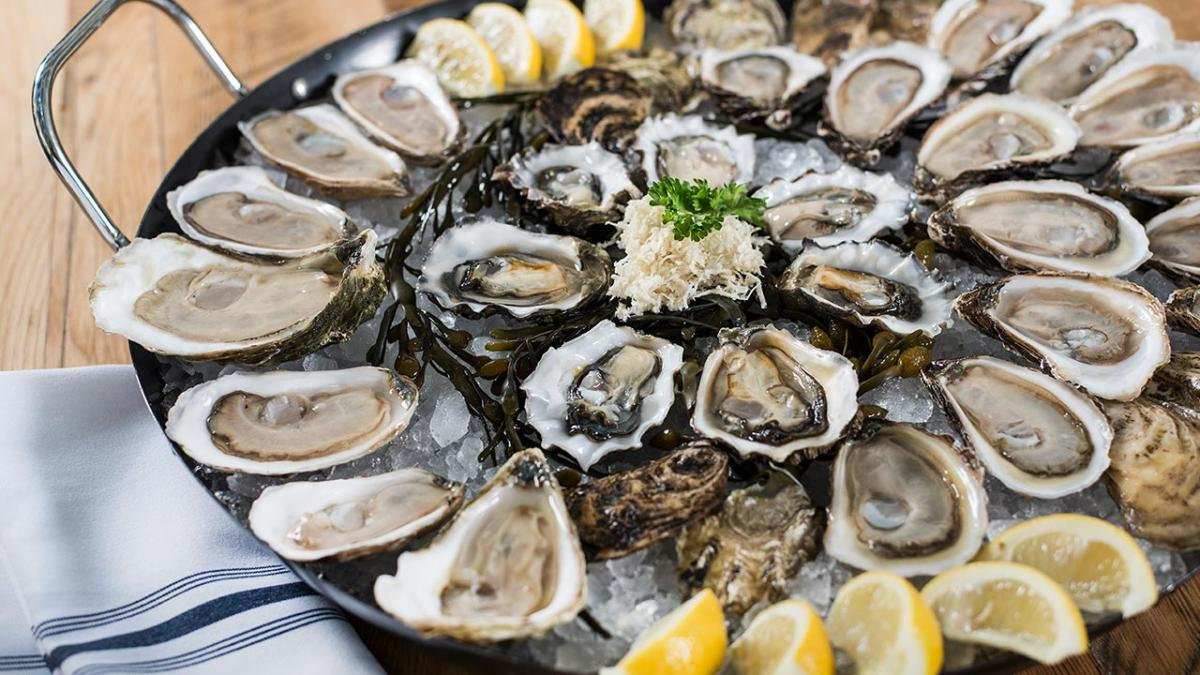 Head Over To These Restaurants To Shuck Some Oysters In