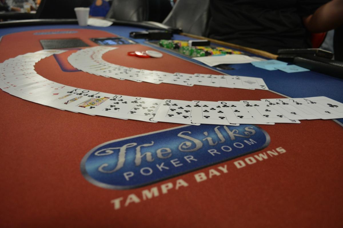 Double Down on Neuroblastoma for the Jesse Heikkila Foundation at Silks Poker Room