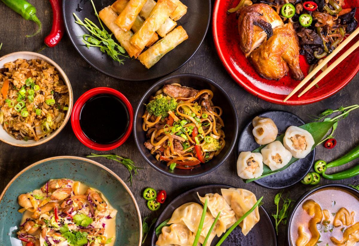 Best International Restaurants in NYC