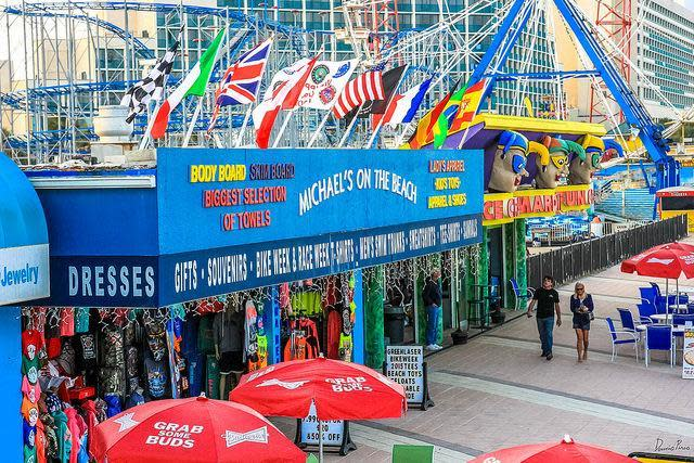 Attractions at The Daytona Beach Boardwalk