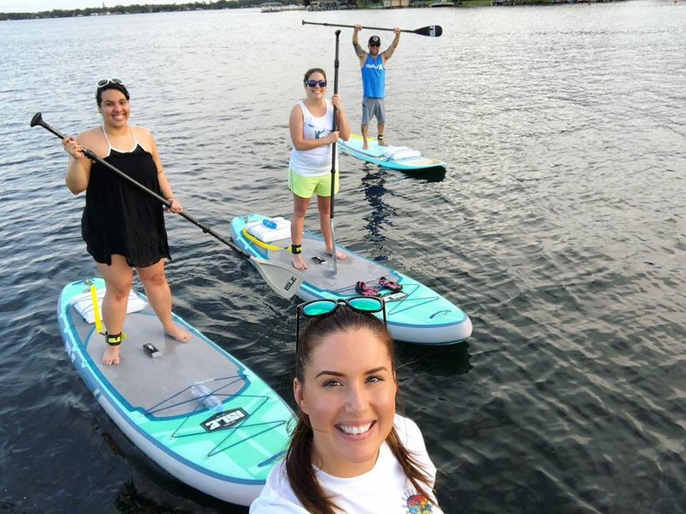 Reconnect With Nature With These Paddle Board Rentals In Orlando