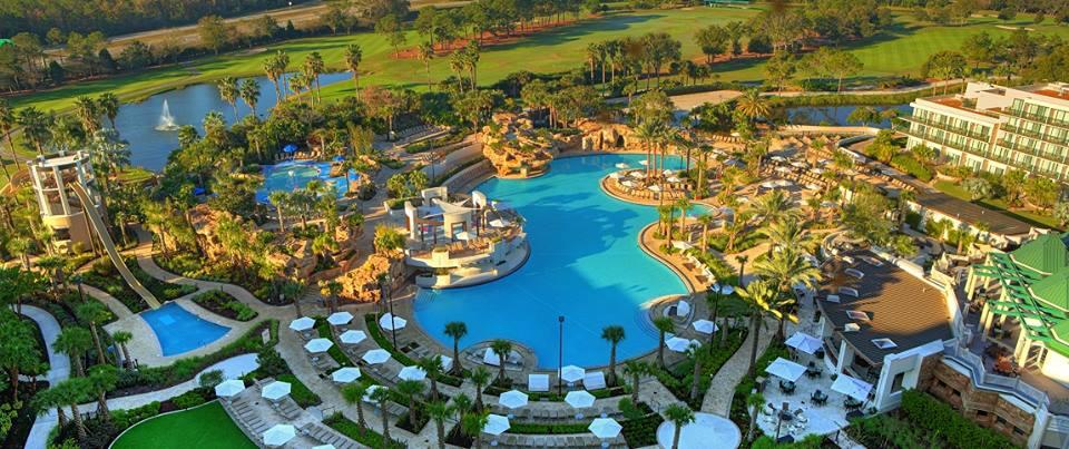 Orlando Hotel Pools Worth Crashing This Summer