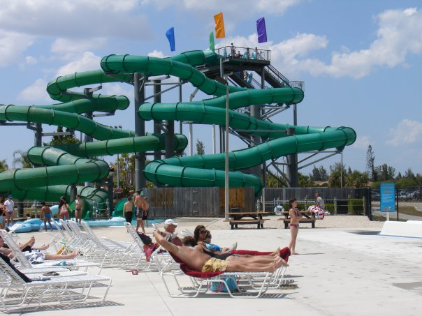 Cool Off at These Water Attractions and Pools in Fort Myers