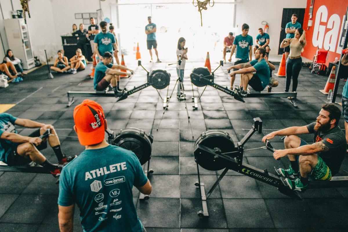 Best Crossfit Gyms in St. Petersburg