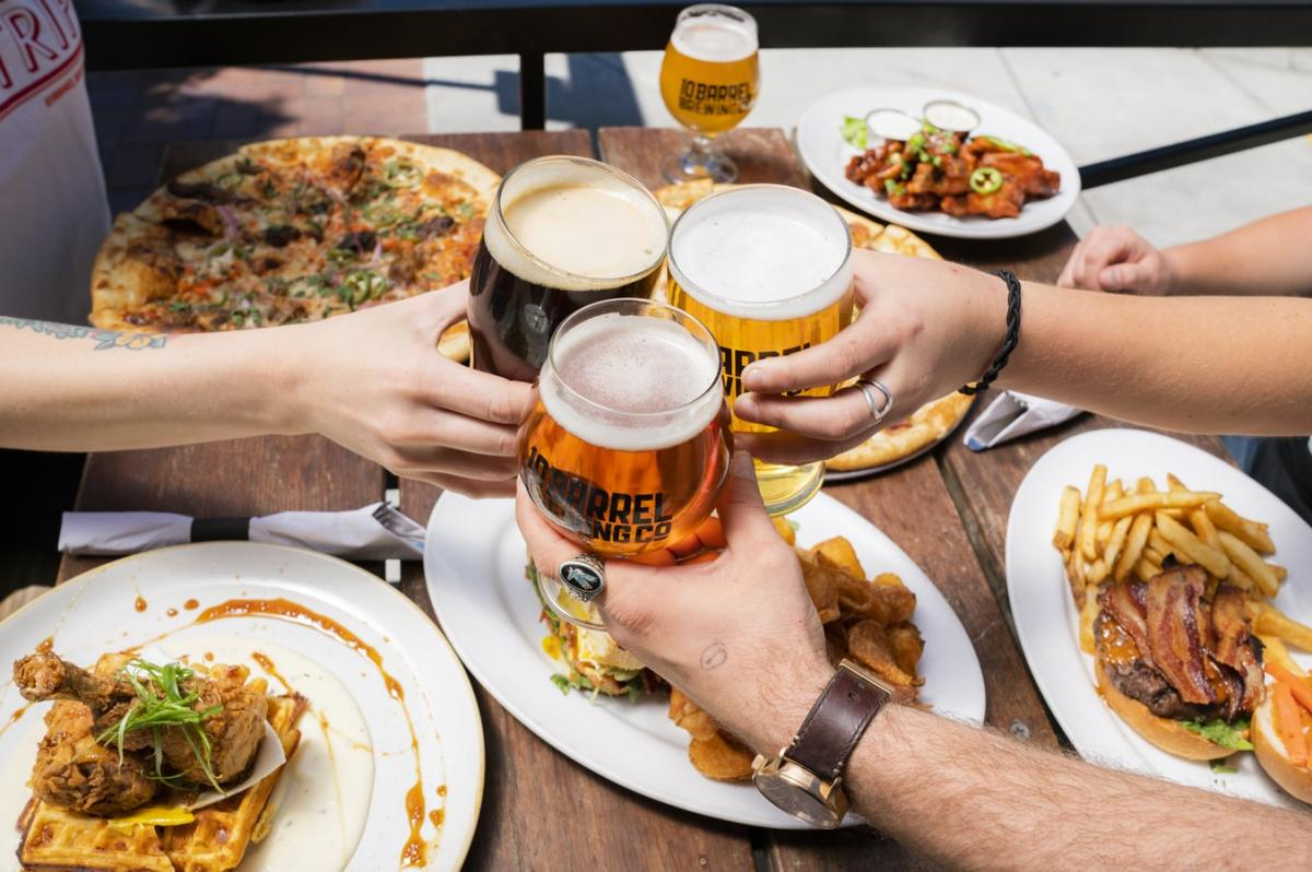 Where to Grab a Cold One on International Beer Day in Tampa