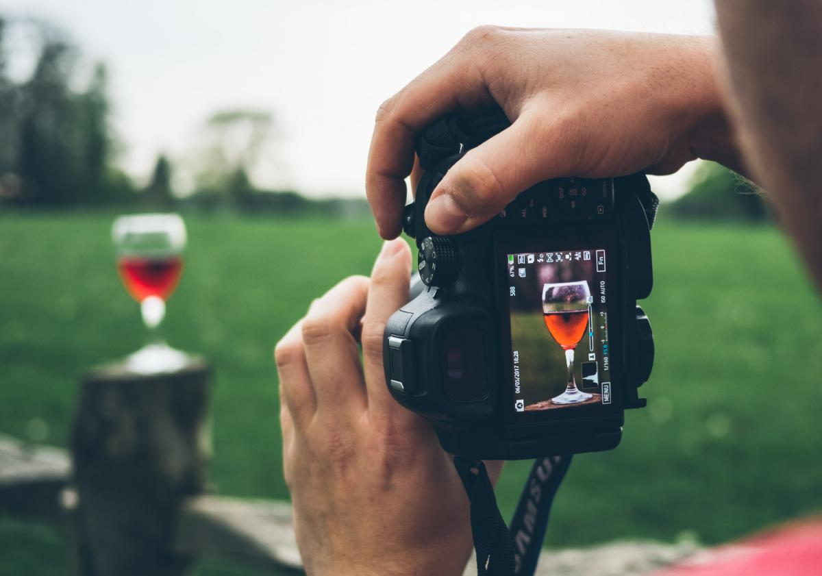 Phones Drink First? The Most-Instagram Worthy Drinks in Tampa!