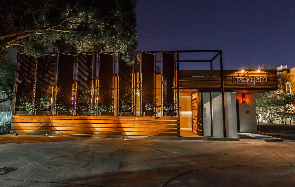 SoHo Backyard; Your Friendly Neighborhood Pub