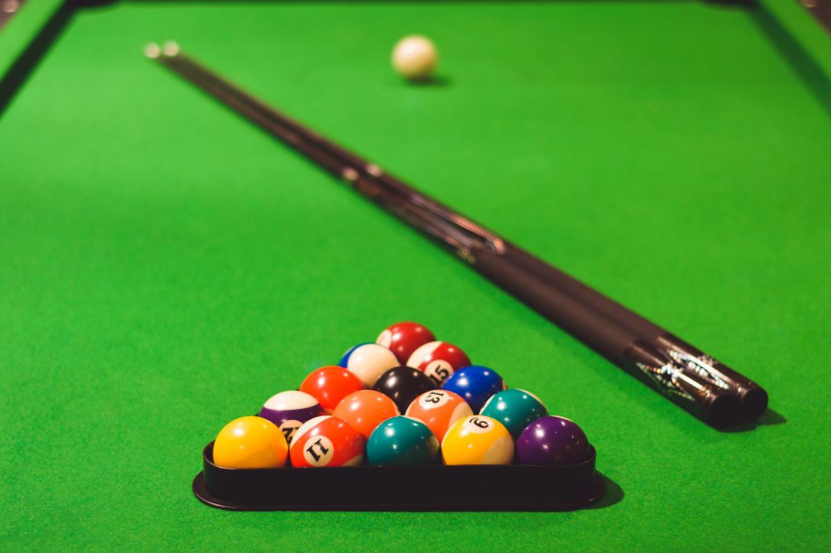 Pool Halls in New York City   Billiards in NYC