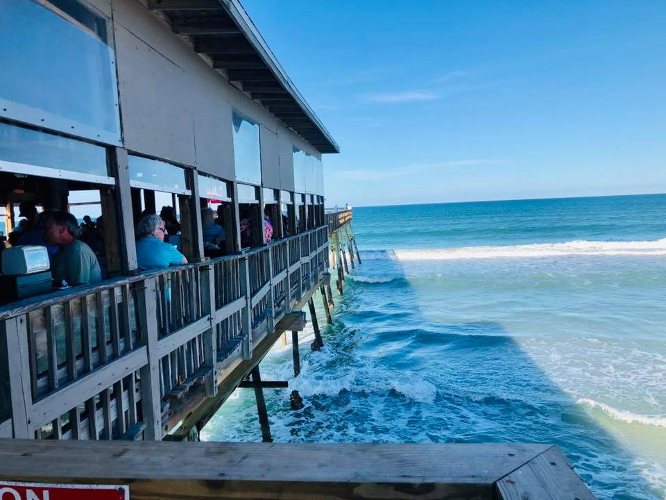 Enjoy Dinner With A View At These Waterfront Restaurants in Daytona Beach