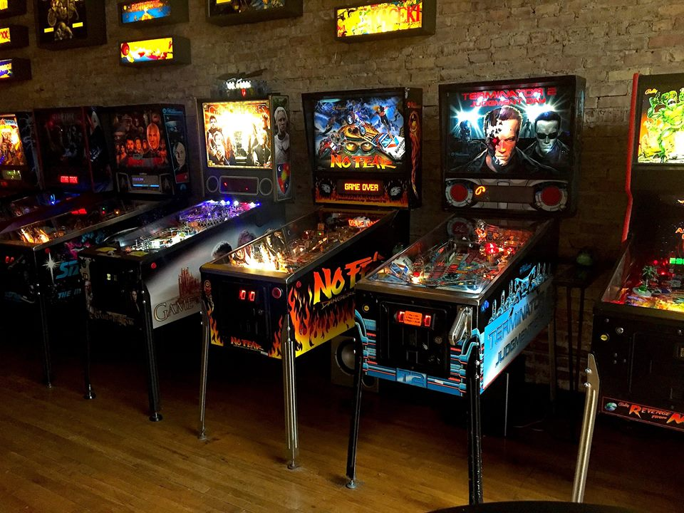 Retro Gaming Bars in NYC