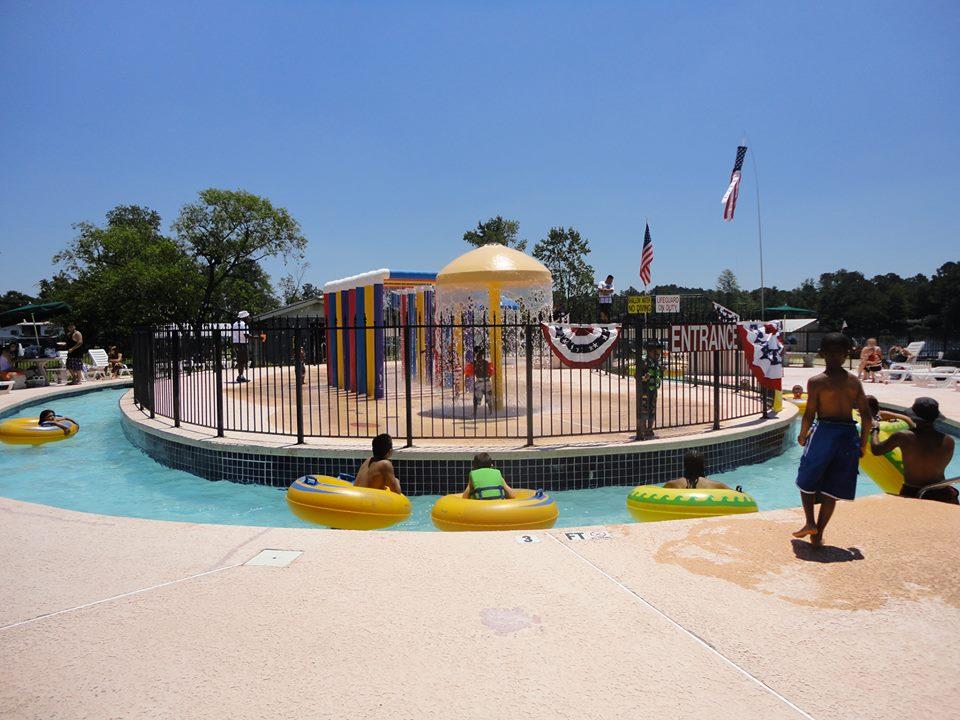Cool Off at These Water Attractions and Pools in Wilmington