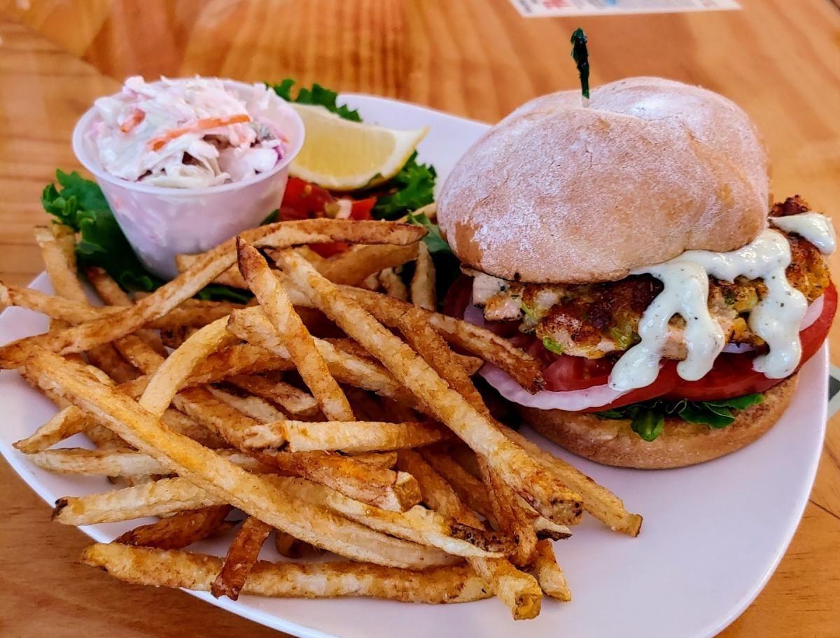 Where To Eat Lunch in Cocoa Beach | Quick, Affordable, And Delicious