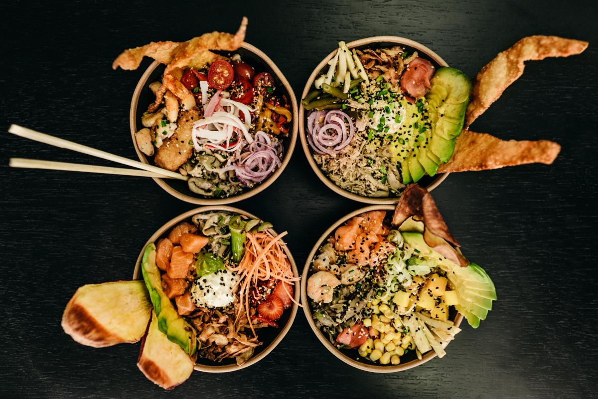 Where To Find Tasty Poke Bowls in Chicago