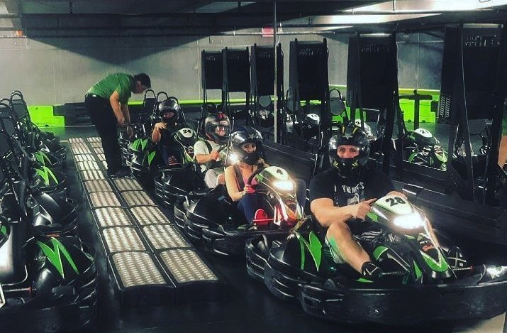 Race Into The Holiday Weekend And Win | Andretti's Labor Day Karting Tournament