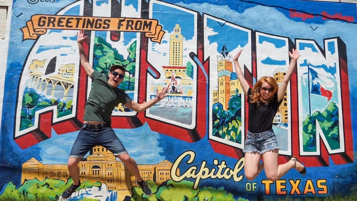 Most Stunning Instagram-worthy Backdrops in Austin