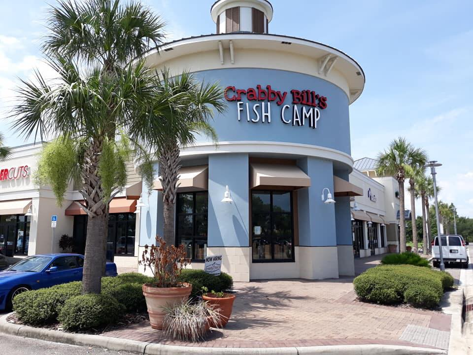 Not Too Shabby at New Crabby Bill's Fish Camp in St. Pete