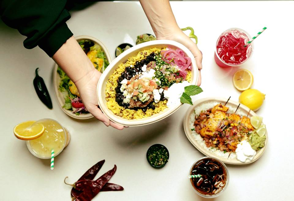 Fresh And Healthy Fusion On International Drive | The Mexican Camel