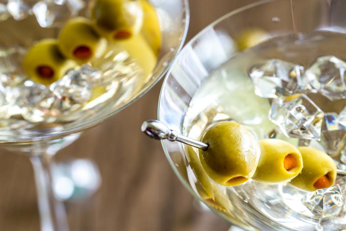 Shaken Or Stirred| James Bond Approved Martini's In Orlando