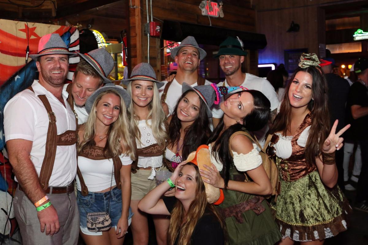 PROST To An Annual Tradition - Oktoberfest Orlando Pub Crawl