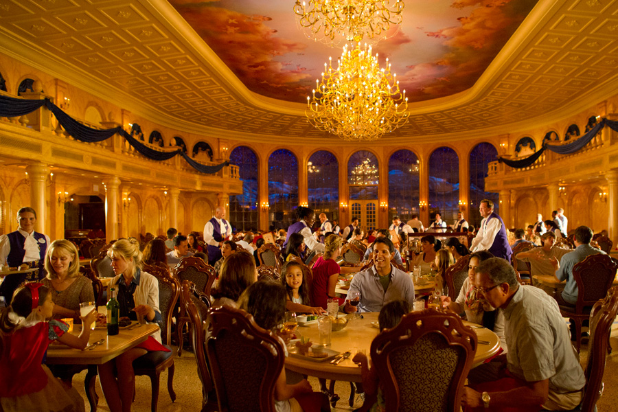 Disney Restaurants Open On Thanksgiving In Orlando