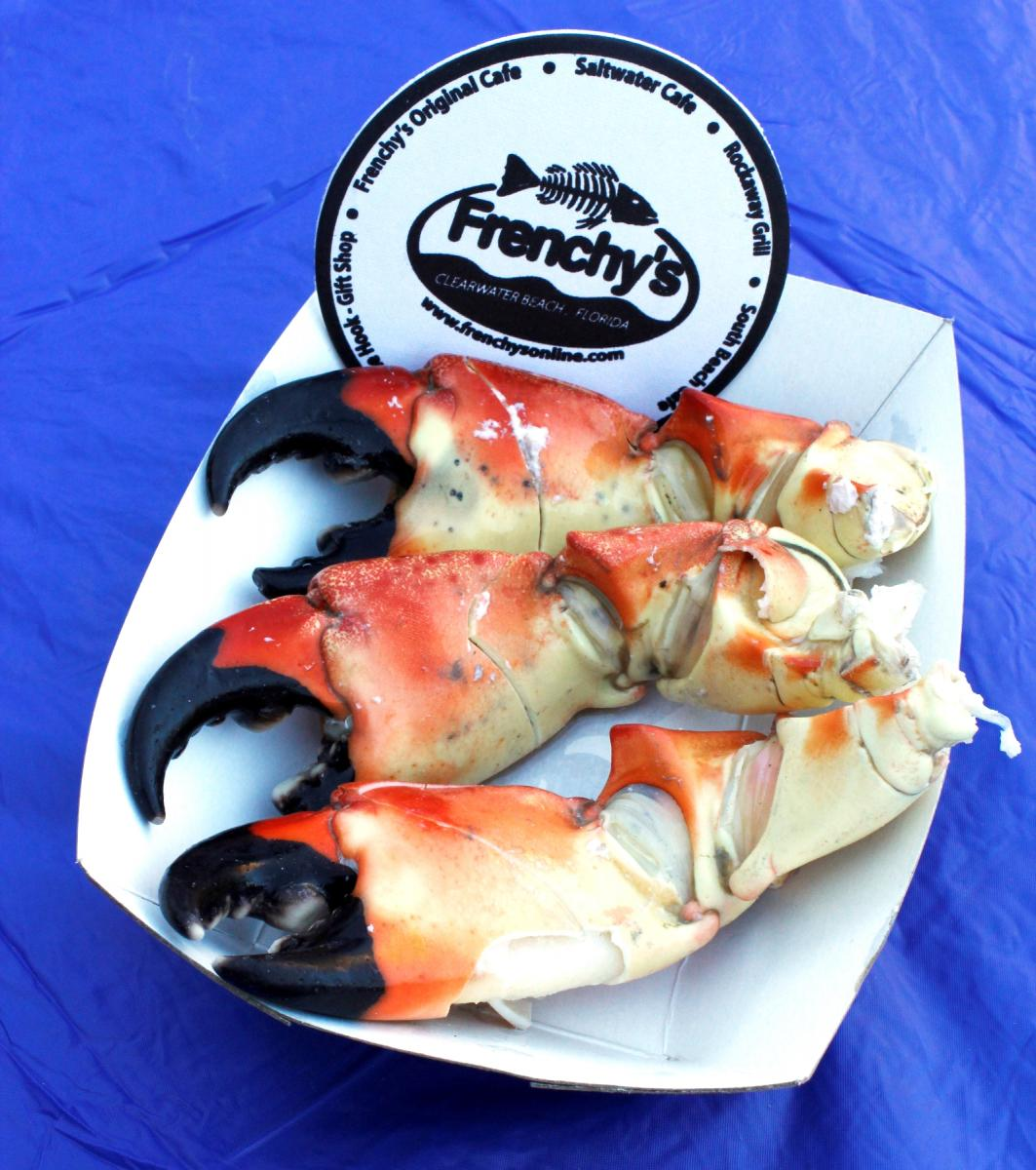 Get Cracking! Stone Crab Season 2019 in St. Petersburg/Clearwater