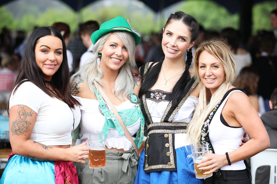 Oktoberfest Events in Columbus