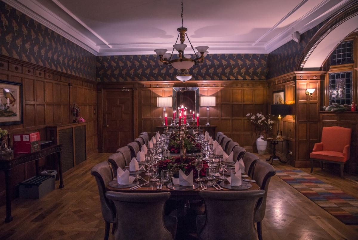 Fine Dining Restaurants in New York City with Private Rooms for Your Holiday Party!