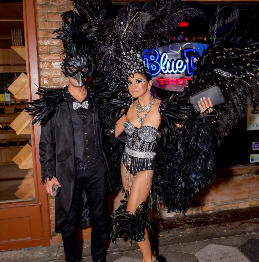 The Cutest, Funniest and Best Couple Costumes This Halloween!