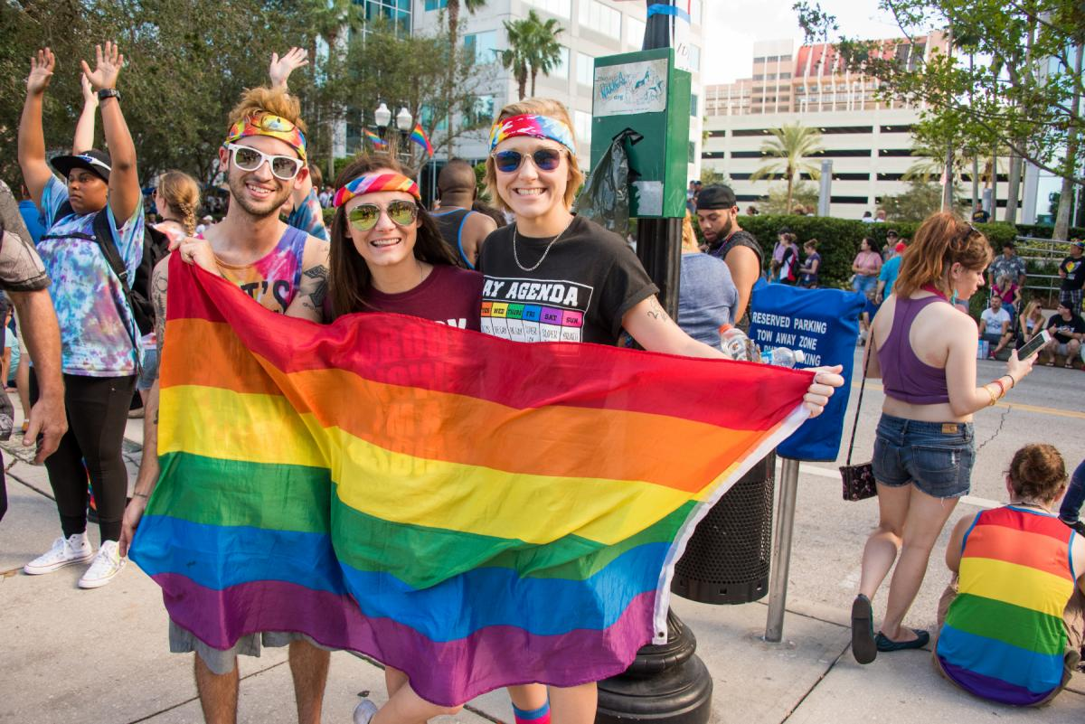 Your Full Guide To All The Come Out With Pride Orlando