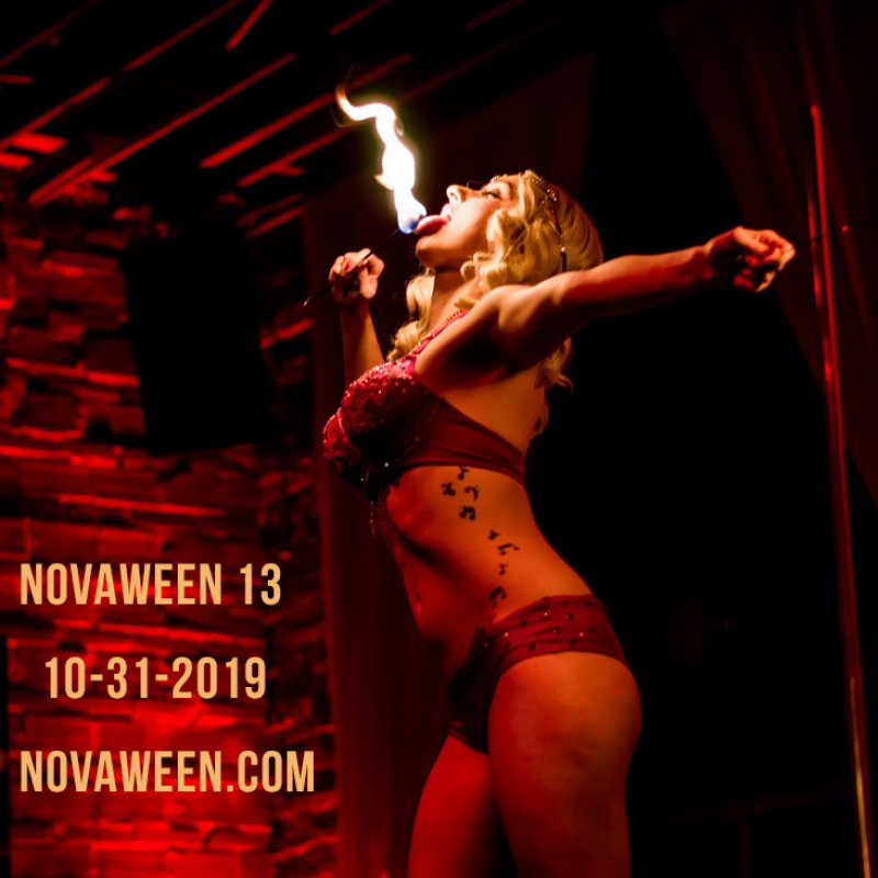 Novaween 13 | Win A Set of 3 Tickets for You and Your Friends!