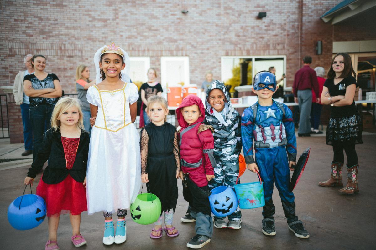 Kid Friendly Halloween Events in Daytona