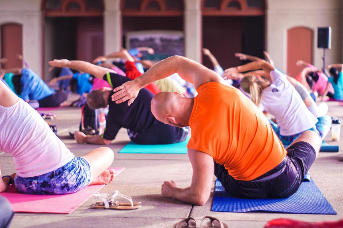 Best Yoga Studios In Houston Relaxing Healthy Recreation