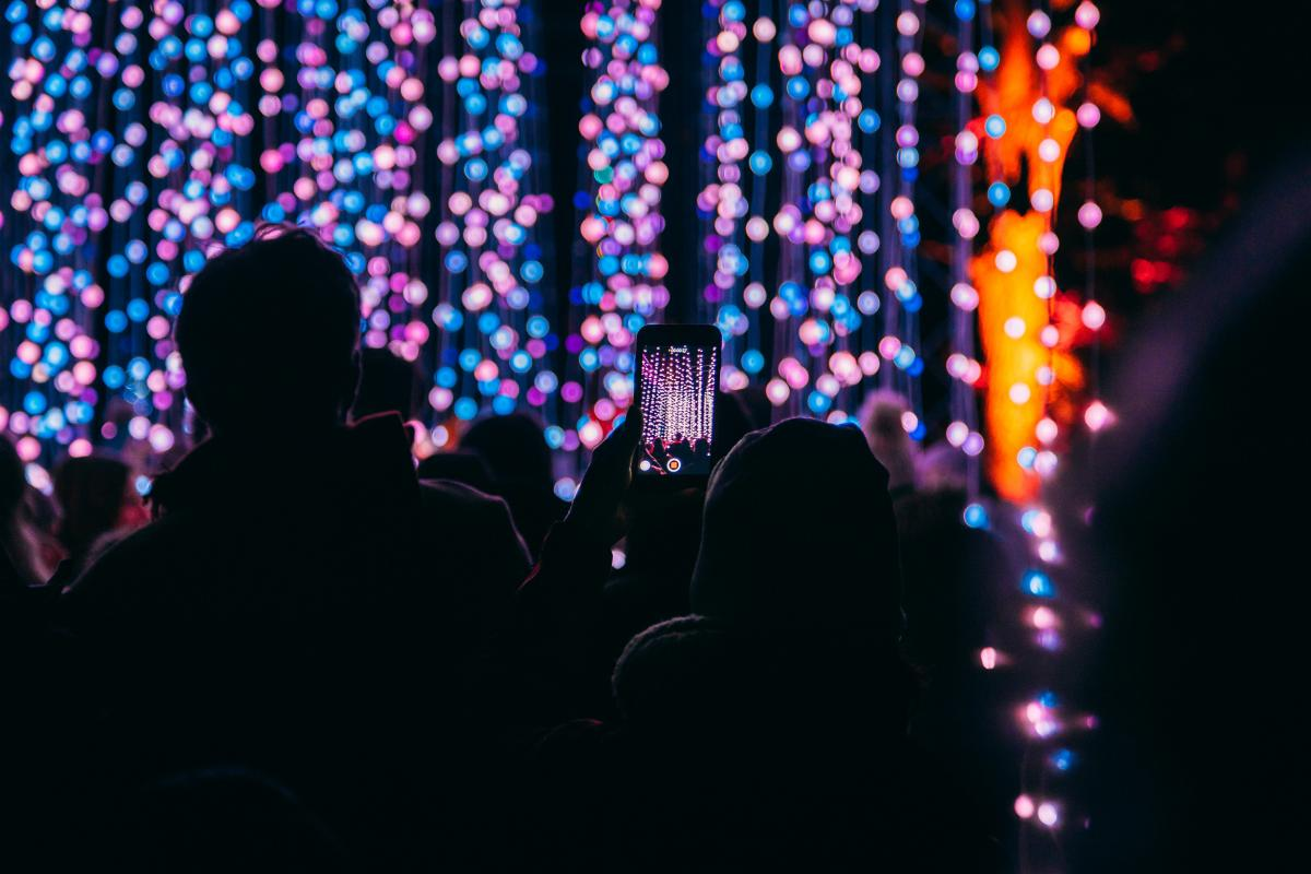 Holiday Lighting Events in San Antonio