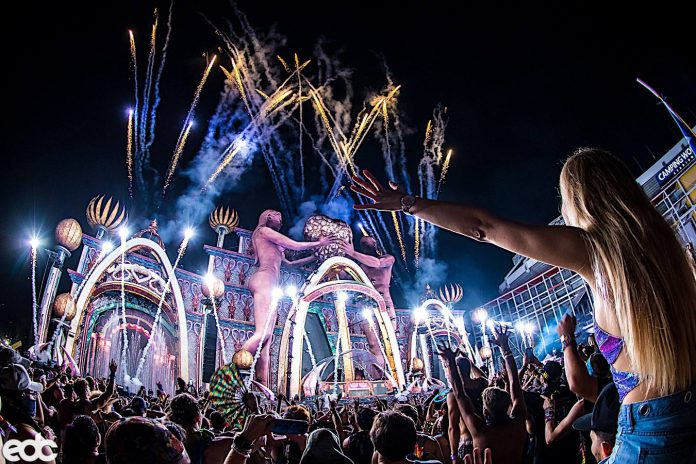 Your Ultimate Guide To All of The Stages At EDC Orlando 2019!