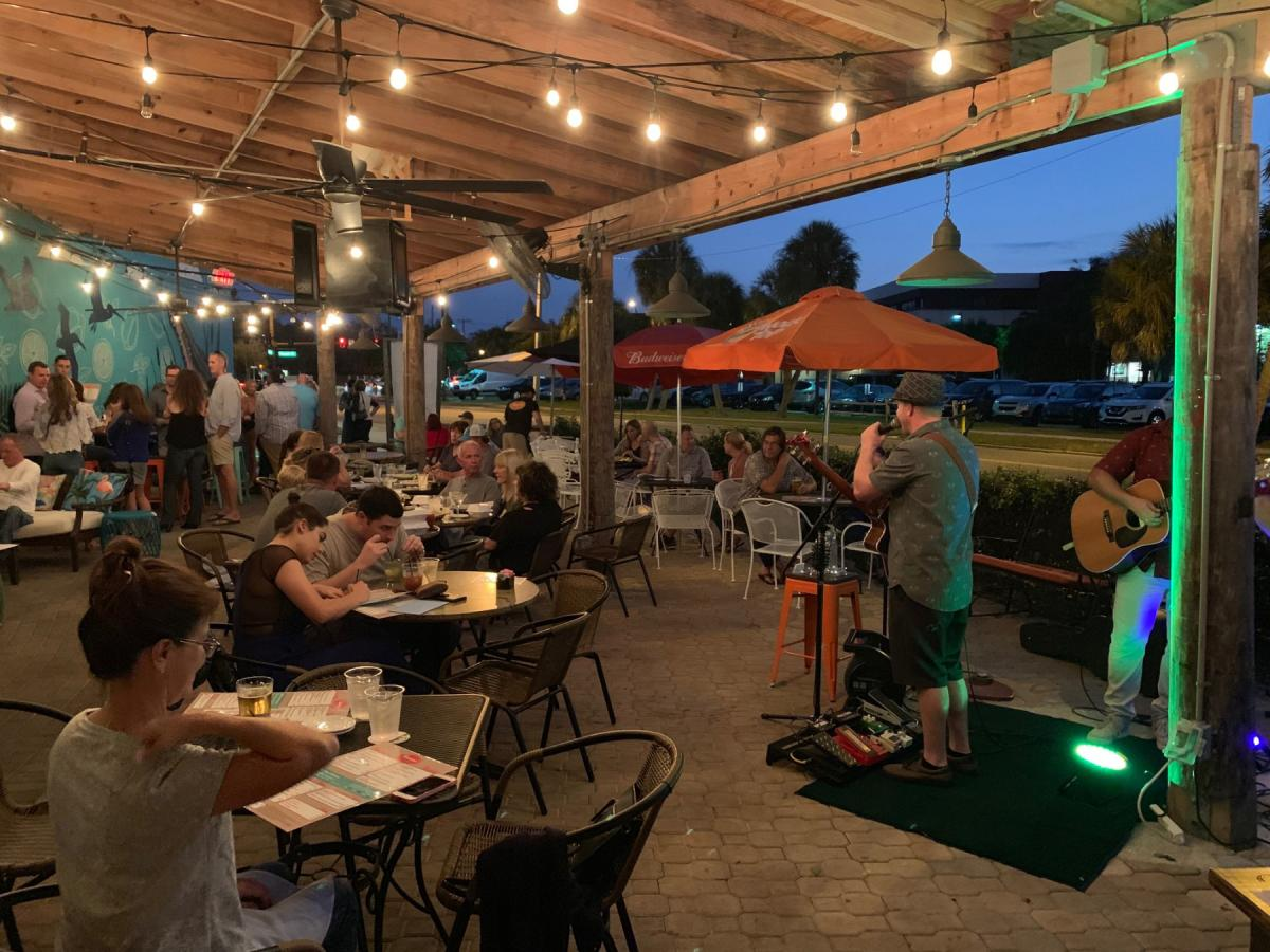 Tamiami Tap Serving Up Downtown Sarasota with Local Favorites - Check Them Out!